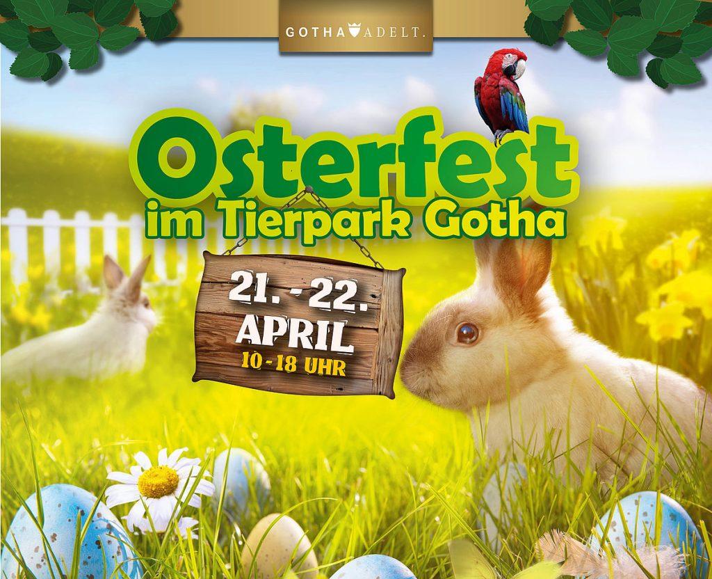 Osterfest im Tierpark!